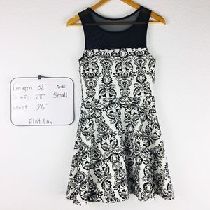 Trixxi Dresses - Trixxi Velvet Black Summer Casual Sexy Dress Small